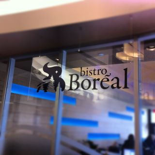 A photo of Bistro Boréal restaurant