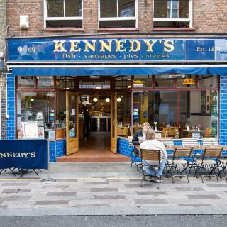 Kennedy's Whitecross Street
