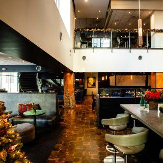 A photo of Bluestem Brasserie restaurant