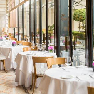 La Veranda at Four Seasons Milan