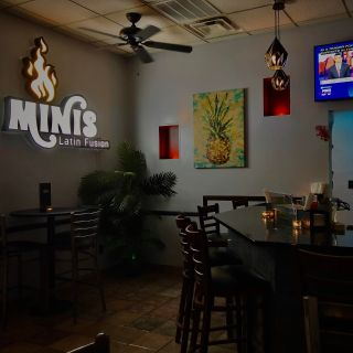 A photo of MiNi's Latin Fusion restaurant