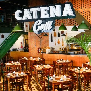 A photo of Catena Grill restaurant