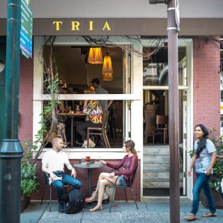 A photo of Tria Rittenhouse restaurant