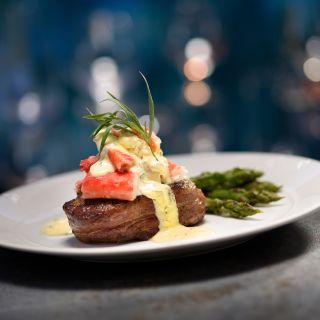A photo of Eddie V's - Seaport District restaurant
