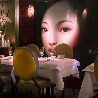 A photo of Kai restaurant