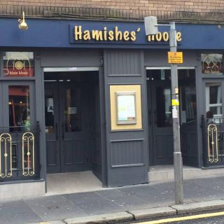 A photo of Hamishes Hoose restaurant