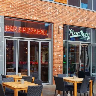 A photo of Pizza Baby restaurant