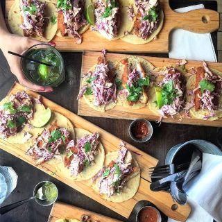 Tacos and Tortas