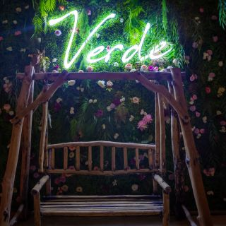 Restaurant Verde - Four Seasons Resort Dubai at Jumeirah Beach