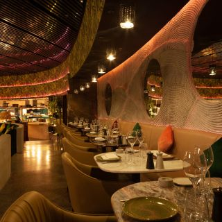 Restaurant Verde - Four Seasons Resort Dubai at Jumeirah Beach