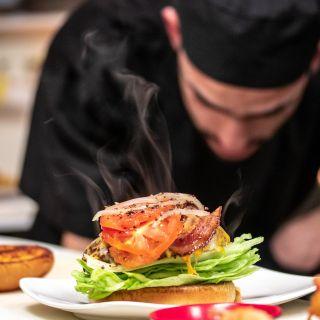 A photo of Mangoz Grill restaurant