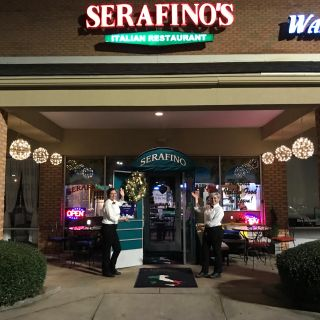 A photo of Serafino Italian Restaurant restaurant