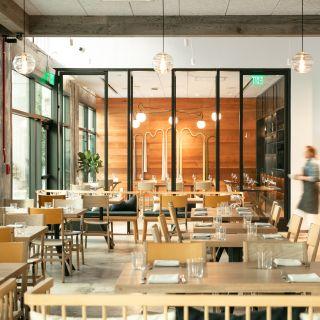 A photo of M. Georgina restaurant
