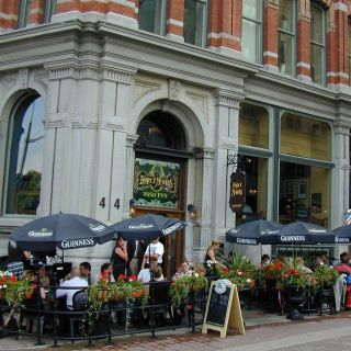 A photo of D'Arcy McGees - Sparks Street restaurant