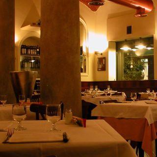 A photo of Osteria Del Gambero Rosso restaurant