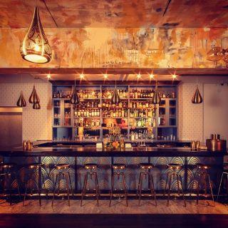 A photo of Spanglish Craft Cocktail Bar + Kitchen restaurant