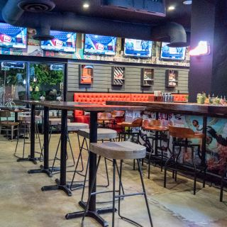 A photo of Grails restaurant