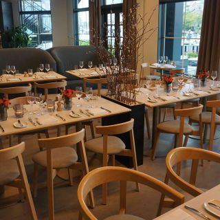 A photo of Maritime Parc restaurant