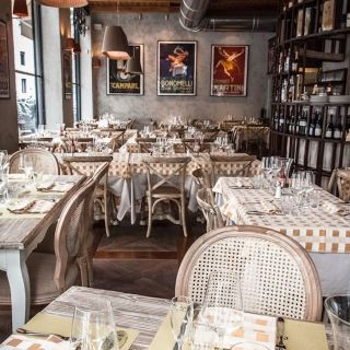 A photo of Il Tavolino restaurant