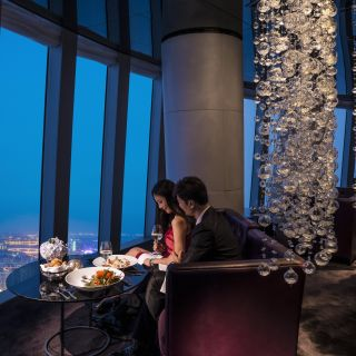 A photo of Catch - Four Seasons Hotel Guangzhou restaurant