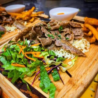 A photo of El Turco Grill restaurant