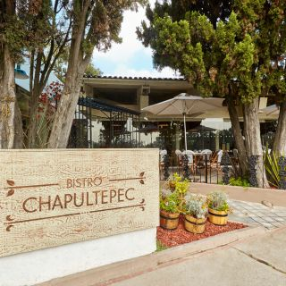 A photo of Bistro Chapultepec restaurant