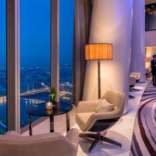A photo of The Atrium - Four Seasons Hotel Guangzhou restaurant