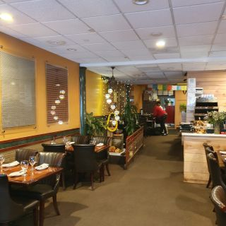 A photo of Rose Indian Cuisine restaurant