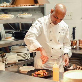 Foto von The Meena House Restaurant