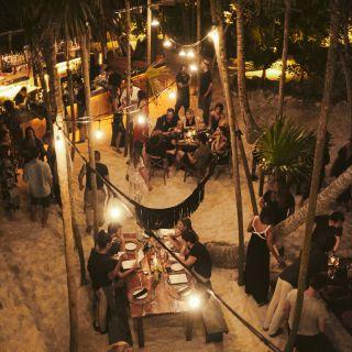 Foto von Moro at Habitas Restaurant