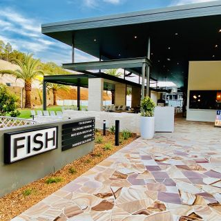 A photo of FISH Parkridge restaurant