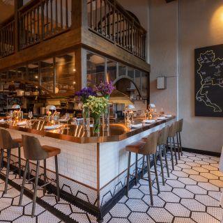 A photo of Canvas Bangkok restaurant