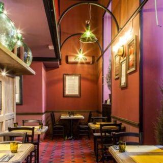 A photo of Mi Garba restaurant