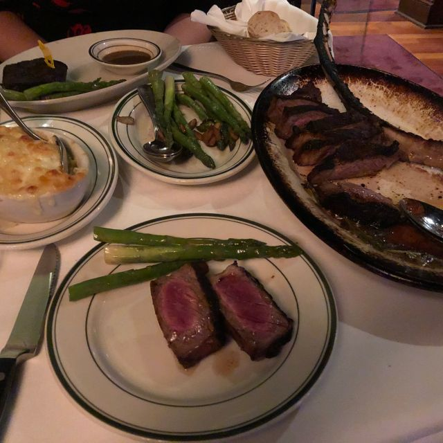Wolfgang S Steakhouse Grill By Wolfgang Zwiener Restaurant