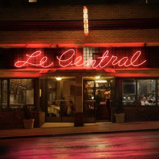 Foto von Le Central Restaurant