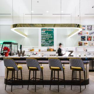 Foto von Wazwan Chicago @ Politan Row Restaurant