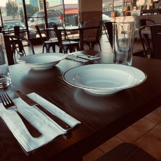 A photo of La Pasta restaurant