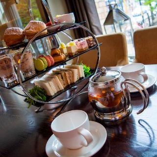 Foto von Afternoon Tea at 101 Brasserie & Bar Restaurant