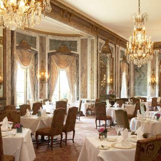A photo of Wernher Restaurant at Luton Hoo restaurant