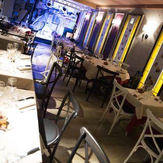 A photo of Hosteria della Musica restaurant