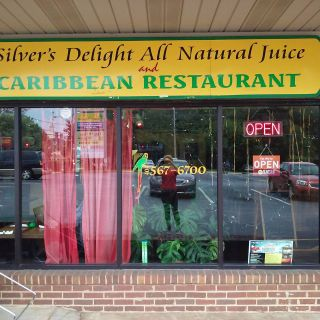 Silver's Delight All Natural Juice and Caribbean Restaurant