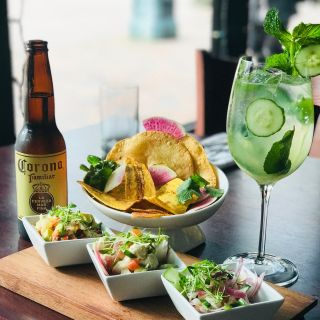 A photo of Zócalo restaurant