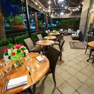 A photo of Grain/Hilton Dallas Park Cities restaurant