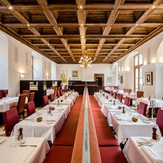 A photo of Brasserie Stadthaus restaurant