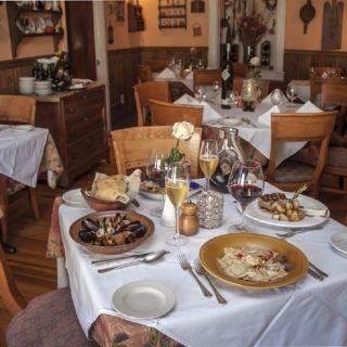 A photo of Mamma Luisa Italian Restaurant restaurant