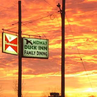 A photo of Midway Duck Inn restaurant