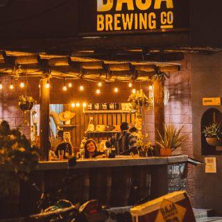 Una foto del restaurante Baja Brewing San José