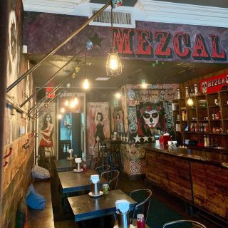 A photo of Mezcal Tacos & Tequila restaurant
