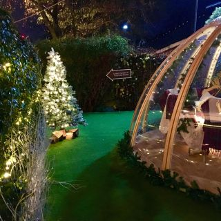 A photo of The Igloo At The Waterway restaurant
