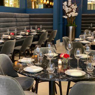 A photo of Marky's Caviar Lounge - Seminole Hard Rock Hotel & Casino Hollywood FL restaurant